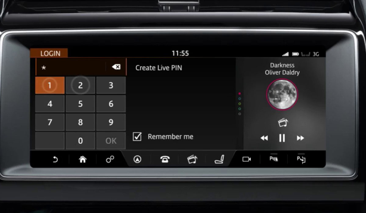landrover intouch control